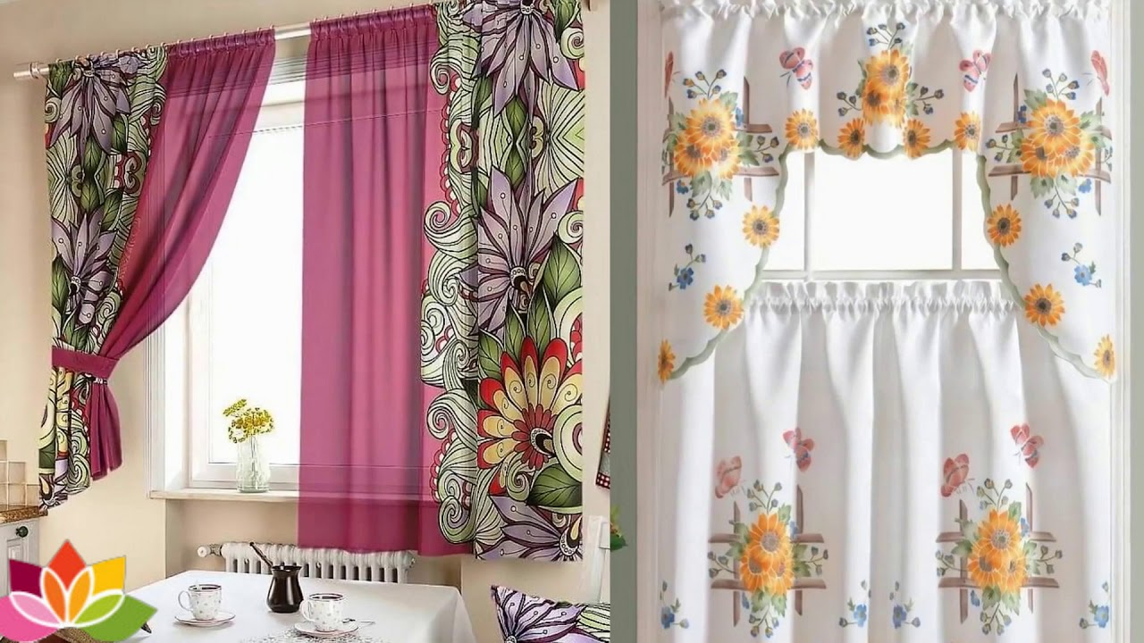 50 Best Curtain Design Ideas For Kitchen Kitchen Curtains Ideas Youtube