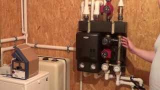 ВОДОМОНТАЖ - Отопление и водопровод дома под ключ(В этом видео рассказывается о смонтированными нами системами напольного отопления и водоснабжения с поясн..., 2014-01-29T20:27:25.000Z)