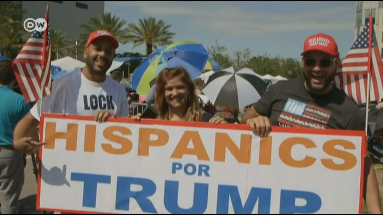 Trump lanza su campaña en Florida