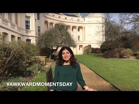 #AwkwardMomentsDay | London Business School