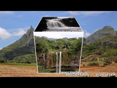 Mauritius  - main attraction / főbb látnivalók
