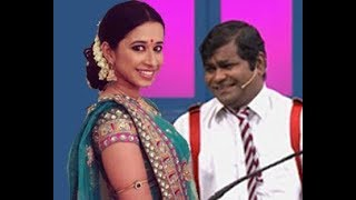 best Marathi comedy act by Kushal Badrike & Shreya Bugade