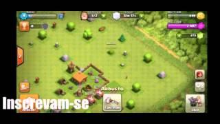 Clash Of Clans - Começando uma nova Vila !!!!