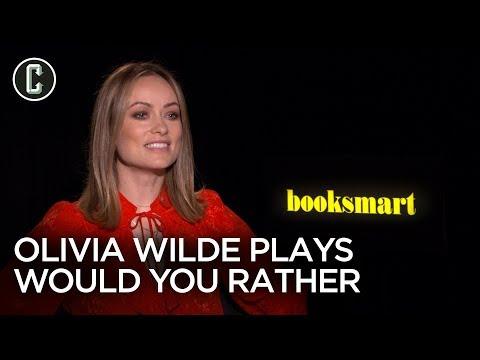 Booksmart: Olivia Wilde Interview