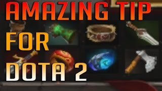 DOTA 2 - How to optimize your QUICK-BUY!