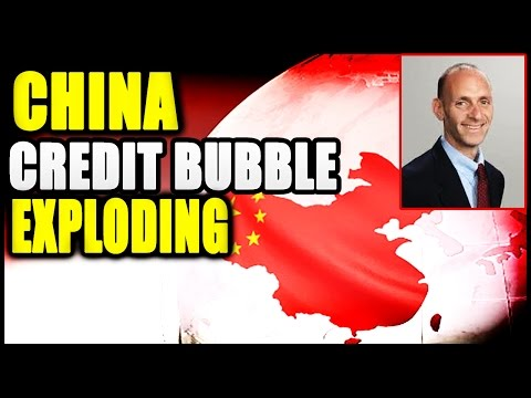 ANDREW HOFFMAN  |  China's Credit Bubble Is Slowly Exploding