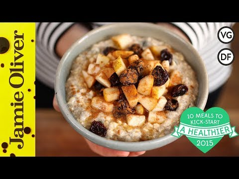 Healthy Breakfast Muesli | #10HealthyMeals | Anna Jones