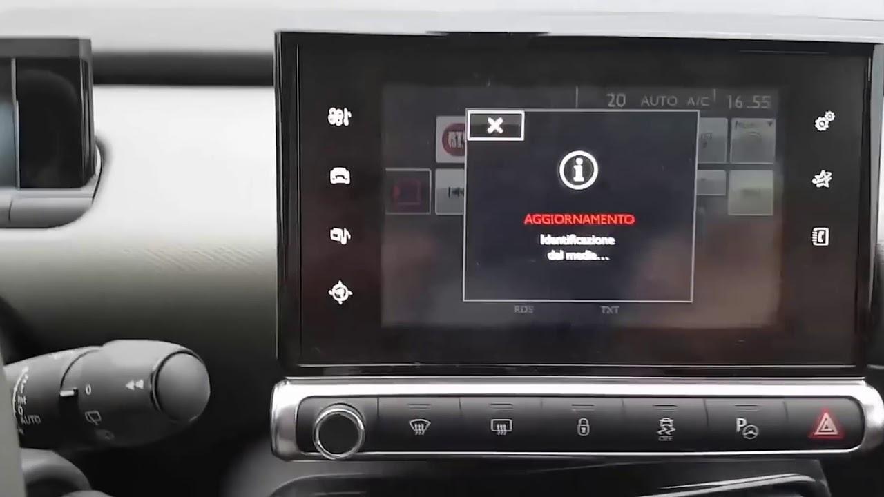 Aggiornamento Peugeot Citroen Firmware Smeg Iv2 Versione 6 4 A R10