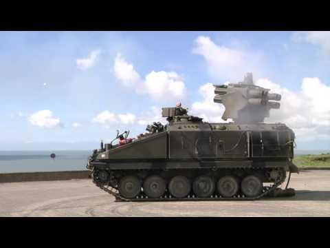 High Velocity Missile System - HVM