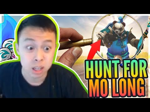 ANOTHER Hunt For MOLONG!!! - Crazy Results & OP Runes! - Summoners War
