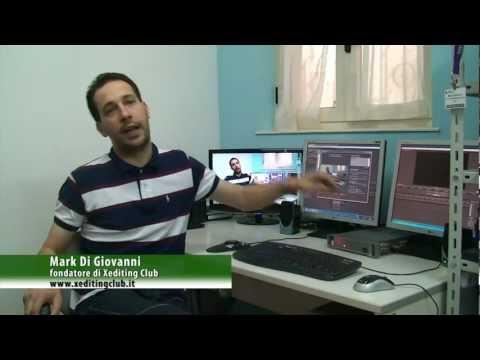 Streaming con Matrox MXO2 e Adobe Flash Media Live Encoder per Windows