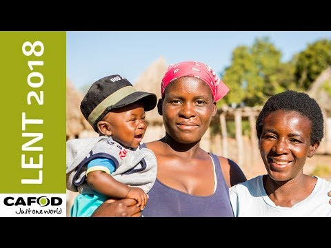 Giving new mums the support they need in Zimbabwe: Mavis' Story | CAFOD