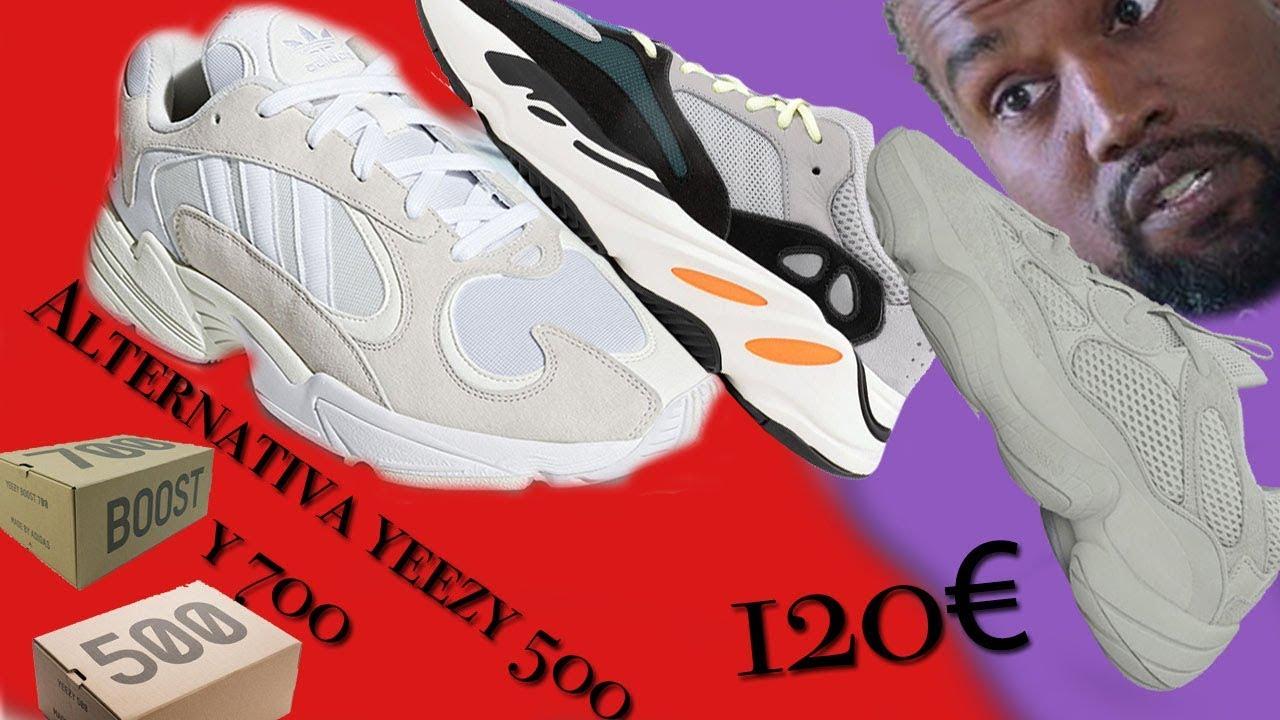 Adidas Yung 1 | Alternativa a las Yeezy