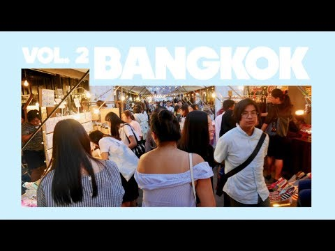 BANGKOK VLOG Vol. 2 // Shopping at Siam, Exploring Artbox, Ratchada, JJ Green, Chatuchak...