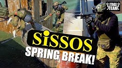 Sissos Spring Break | Sissos Paintball Juvanmalmi | Taajuus Airsoft