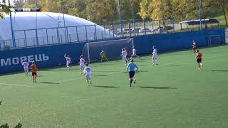 ДЮСШ 11 - Черноморец 2002 (Одесса) 0:1 ФК Азовсталь 2002 (Мариуполь) 1 тайм