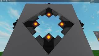 Roblox Model - Futurist Door - Destiny 2 Rasputin inspired
