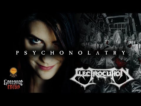 ELECTROCUTION - Psychonolatry (The Icons of God and the Mirror of the Souls) [Official Music Video] Mp3