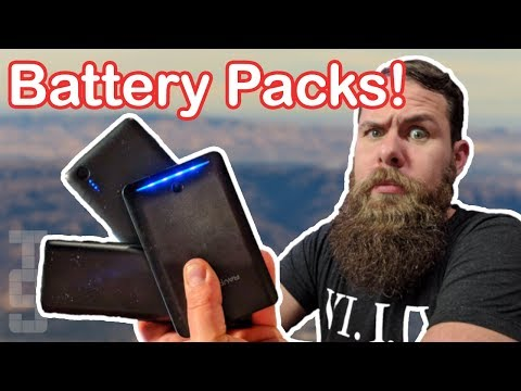The TSA Is After Your Batteries! A Portable Charger Buying Guide