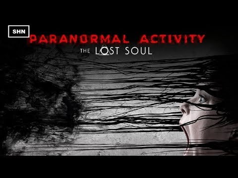 👻PARANORMAL ACTIVITY THE LOST SOUL 👻| PART 1| Blind Livestream Playstation VR!