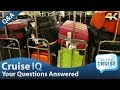 Cruise IQ - How do I pack light for a cruise?