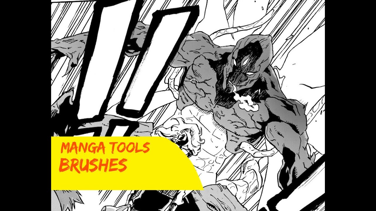 how to draw effects in manga