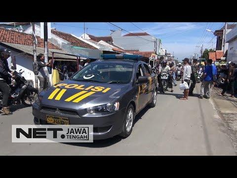 Pelaku Penembakan di Tegal Adalah Seorang Oknum Polisi - NET JATENG