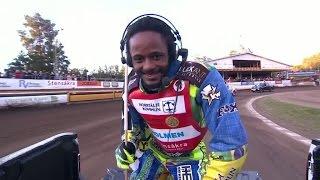 Antonio Lindbäck svensk mästare - TV4 Sport