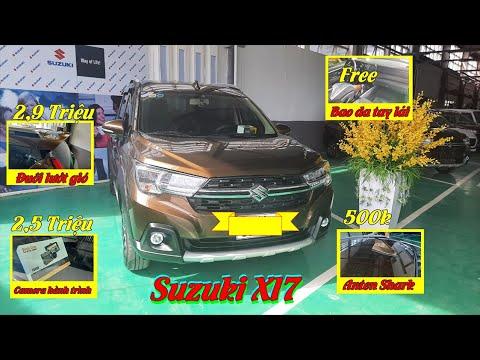Suzuki XL7 - Giao xe, Giá Phụ kiện kèm theo - 0932.789.127