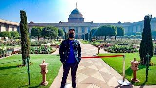 Mughal Garden - Rashtrapati Bhawan    Online Booking & Instructions