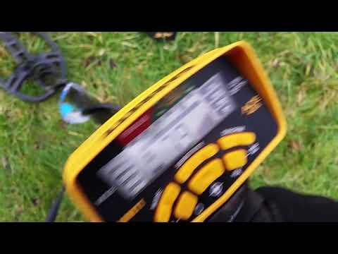 Garrett Ace 400i Trick - Unstable Target ID - PUMP THE COIL - IRON AUDIO