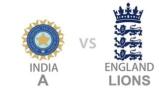 Live Score : India A vs England Lions, 4th unofficial ODI: I live Streaming  I IND vs ENG Live Match