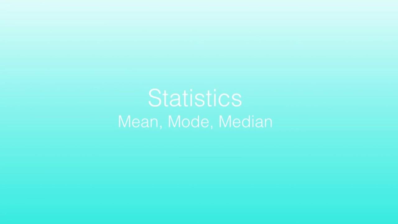 Mean Median Mode Range Stats number families worksheet add fractions ...