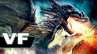 KNIGHTS OF THE DAMNED Bande Annonce VF (2018) Film de Dragons