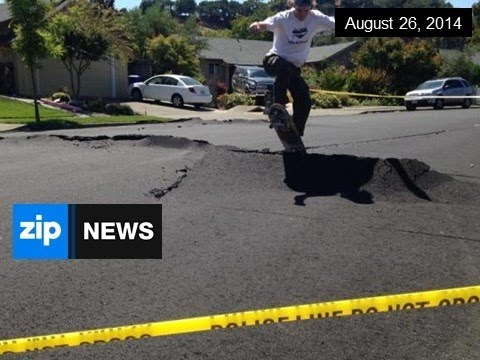New Earthquake Early Warning System - August 26, 2014
