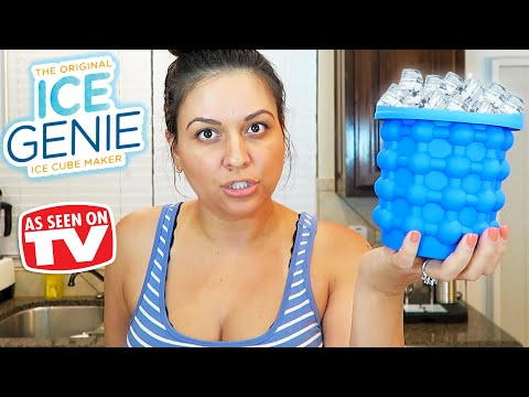 Ice Genie Review - Testing As Seen on TV Products
