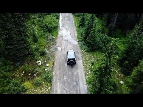 Alpine Tunnel East 4WD Route- St. Elmo, Colorado