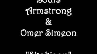 Louis Armstrong & Omer Simeon - Skokiaan