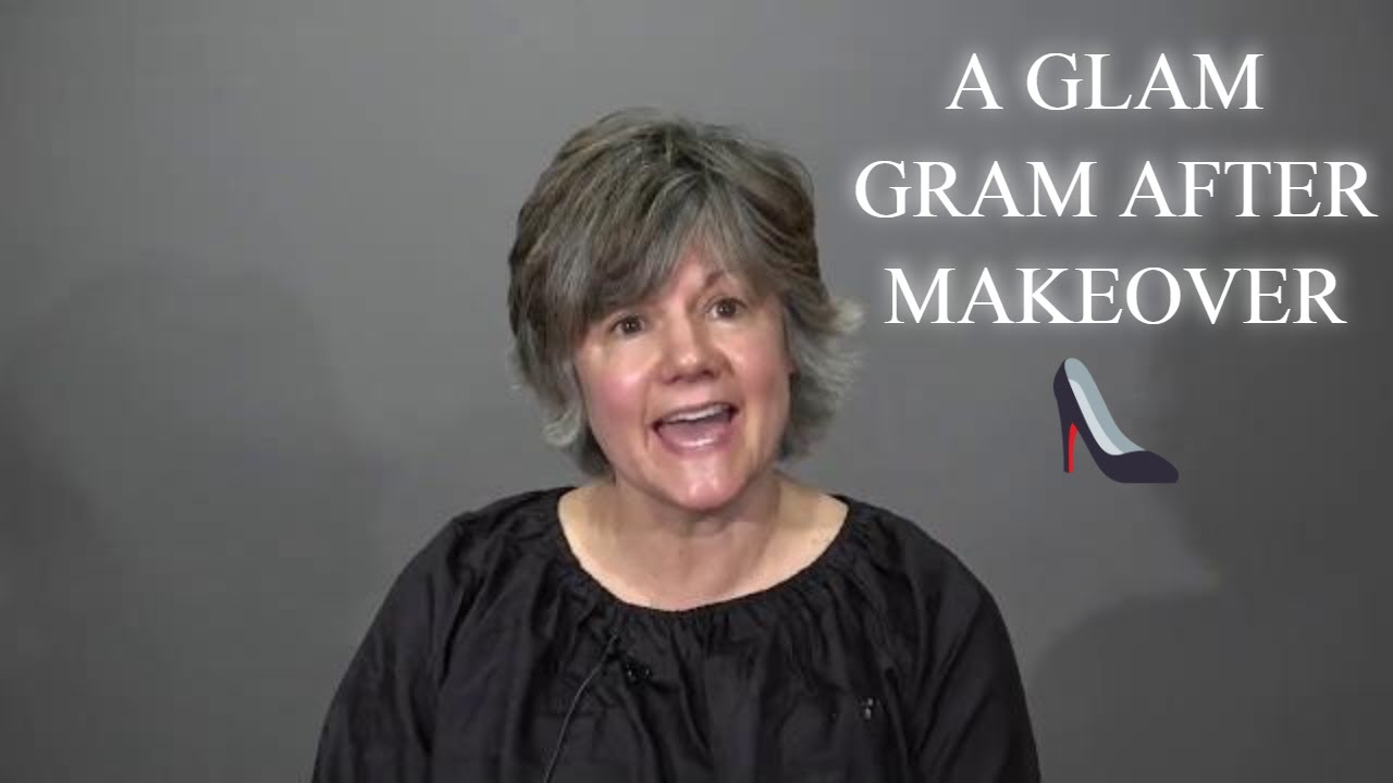I Want To Be A Glam Gram: A MAKEOVERGUY® Makeover