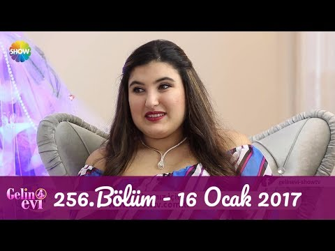 Gelin Evi 256.Bölüm   16 Ocak 2017