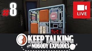 """[Archiwum] Live - Keep Talking and Nobody Explodes z Torgusem! (4) - """"Wspólne dzieło"""""""