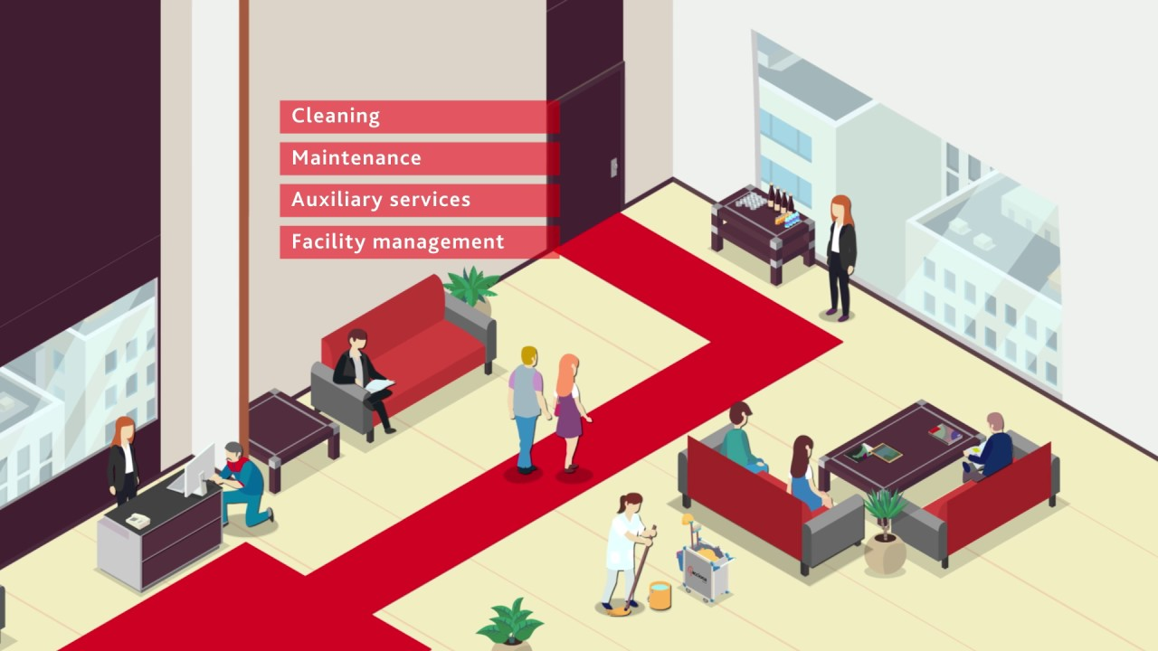 ACCIONA Service - a leader operator on the Facility Management/ Facility Services market