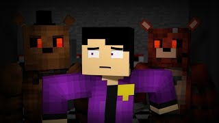 Dream Your Dream FNAF Minecraft Music Video 3A Display Song By TryHardNinja