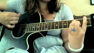 Dark Side - Kelly Clarkson ~ Guitar Cover