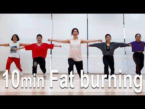 10 Minute Fat Burning Workout. 10분 다이어트운동. Circuit Training. 써킷트레이닝. Diet. 홈트.