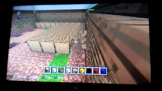 Minecraft tips how to build houses ps3