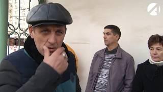 Водители астраханских троллейбусов получили по тысяче рублей