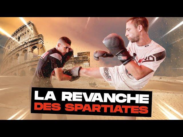 L'EQUIPE DES SPARTIATES VEULENT LEUR REVANCHE (EZBIRI FIGHT CAMP #EP4)