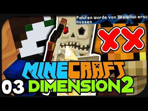 Das ist MEIN ENDE ☆ Minecraft DIMENSION 2 #3