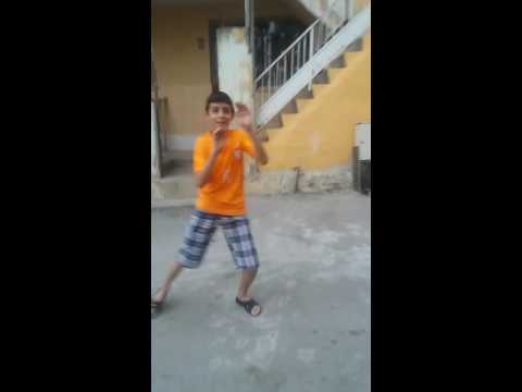 Efenin tırşık dansı